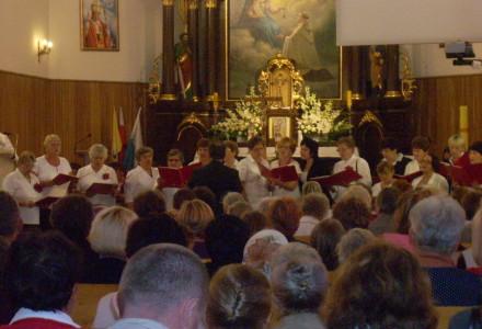 Zapraszamy na występ chóru z Wąwolnicy i Markuszowa