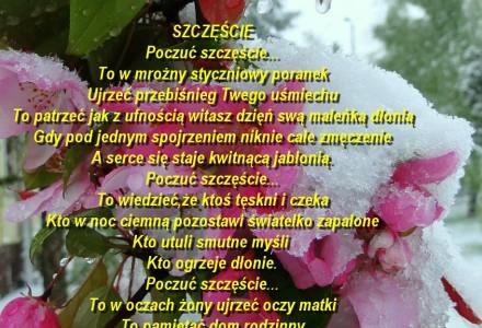 Ryszard Kozak: Szczęście…