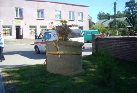 Dożynki powiatowe w Abramowie