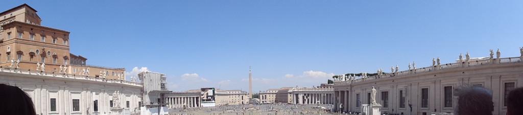 Wspomnienie pielgrzymki do Rzymu – zdjęcia Jakuba Sienkiewicza