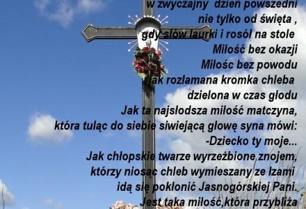 Ryszard Kozak: Jest Taka Miłość