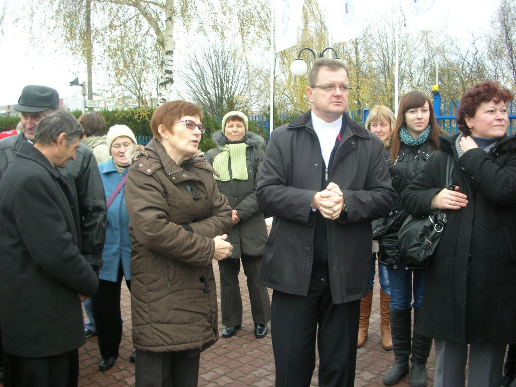 Migawki z pielgrzymki: Warszawa – Toruń