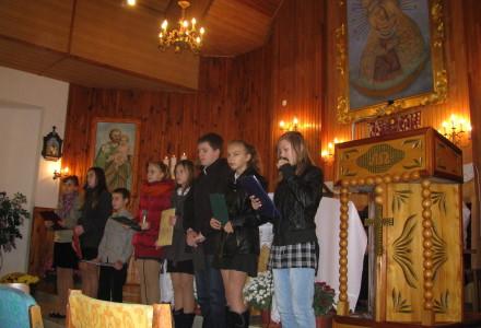 Ogłoszenia parafialne 8.XII.