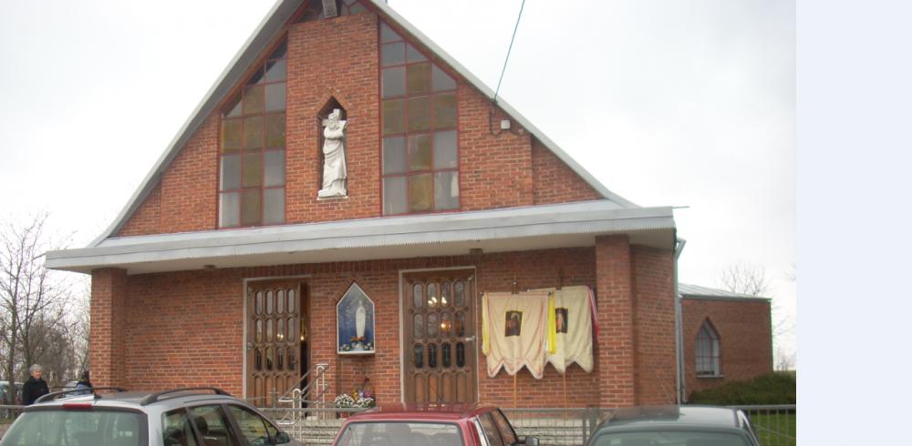 kaplica w Wielkolesie