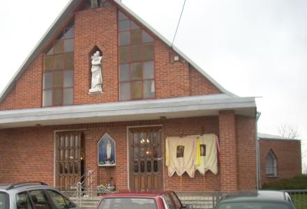 Kaplica w Wielkolesie – odpust ku czci Ostrobramskiej Matki Miłosierdzia