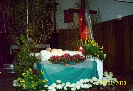Ogłoszenia parafialne na Wielkanoc