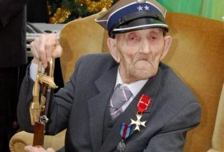 Zmarł ostatni uczestnik Bitwy Warszawskiej. Miał 113 lat