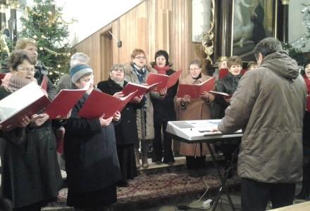 Kościół w Abramowie – koncert kolęd chórów Zorza i Ariadna