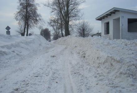 Zima w pełni – ciężkie dni dla kierowców