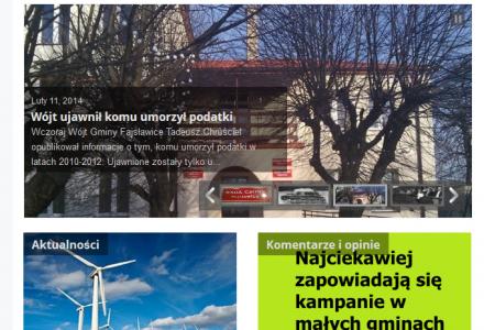 Społeczne media lokalne – Fajsławice24. Mieszkańcy bliżej siebie.