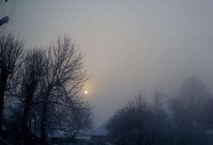 Zima w Ciotczy
