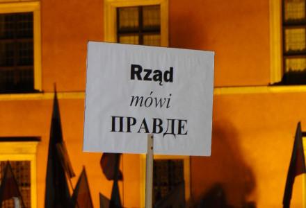 IV rocznica Smoleńska – zdjęcia Ryszarda Kozaka