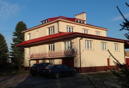 Kancelaria parafii Abramów