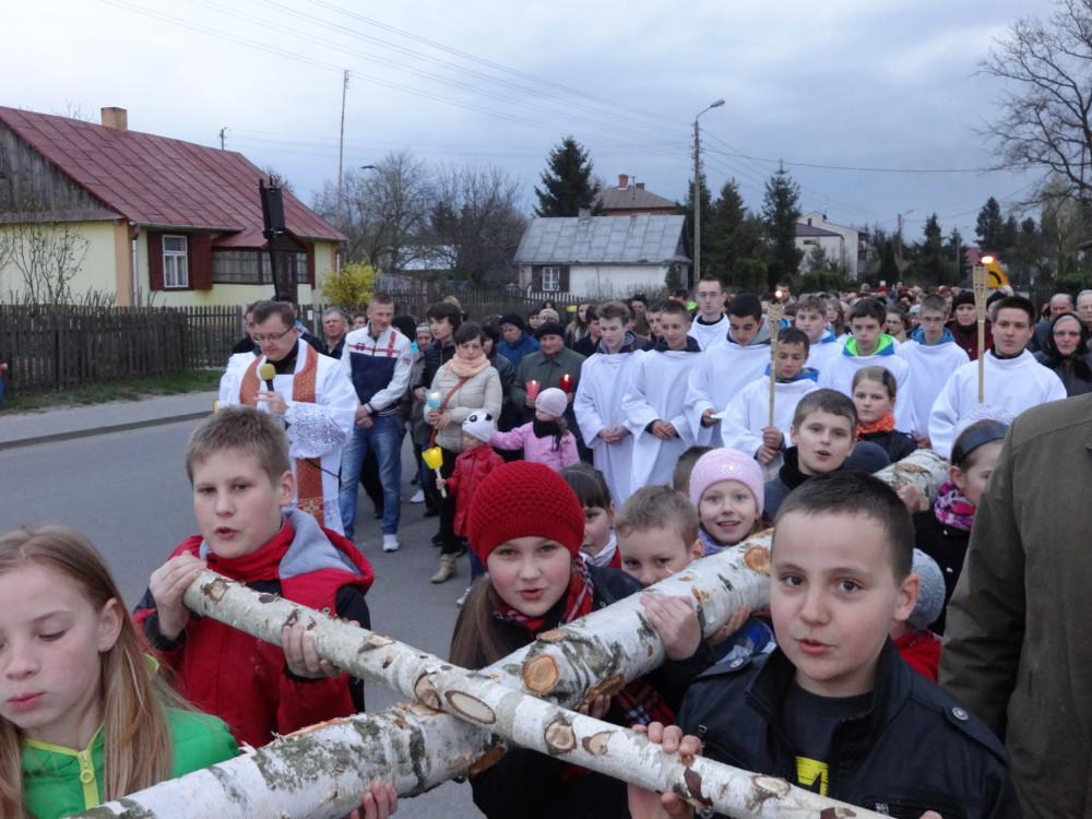 Droga Krzyżowa ul.Abramowa