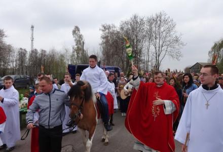 Ogłoszenia Duszpasterskie- Wielkanoc 2015