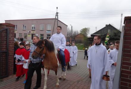 FOTO-Pascha 2014 w Abramowie i Życzenia Wielkanocne