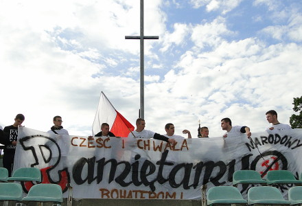 Marsz dla rotmistrza Pileckiego – relacja Ryszarda Kozaka