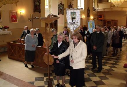 15 – lecie Legionu Maryi w Abramowie