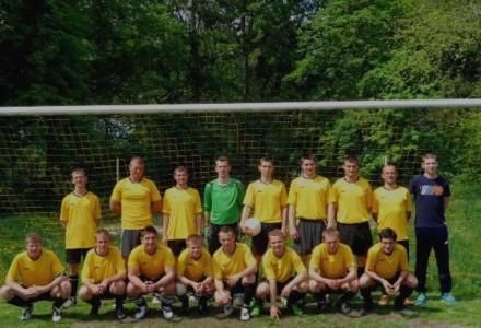 GKS Abramów – Tur Milejów 1-2