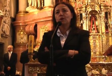 Myrna Nazzour: mistyczka i stygmatyczka – przesłanie Maryi Matki Bożej dla Polski z 21 maja 2014 r.