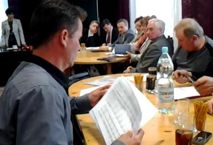 XXVI Sesja Rady Gminy Abramów – krótka relacja