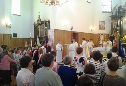 Święto Matki Bożej Szkaplerznej – odpust w Abramowie