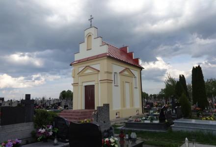 Wszystkich Świętych, Dzień Zaduszny – Cmentarze…Abramów,