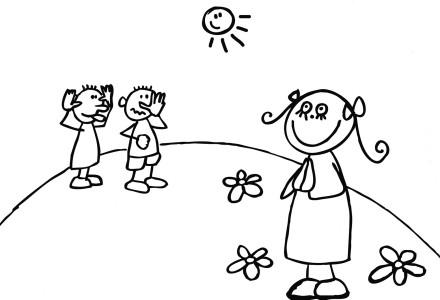 Krótkie opowiadanie na Dzień Dziecka