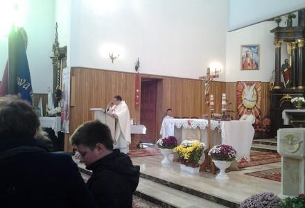 Ogłoszenia duszpasterskie 11.I.2015.