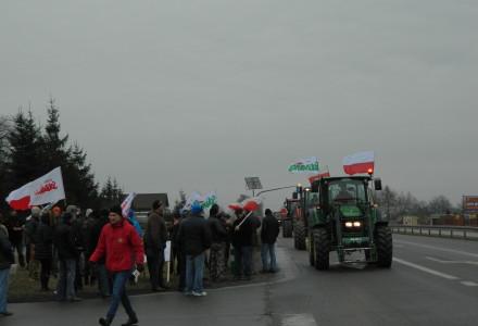 18 kwietnia rolnicy będą manifestować w Warszawie