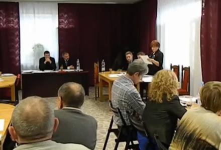 IV Sesja Rady Gminy Abramów – nagranie