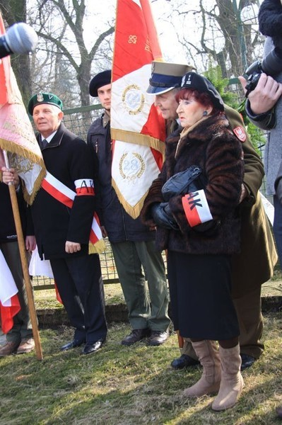 1 marca- Święto Żołnierzy Wyklętych. Piotrków Trybunalski
