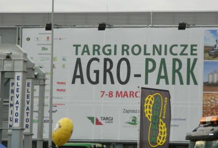 Targi Rolnicze Agro-Park Lublin 7-8 marca w obiektywie Romana Adamczyka