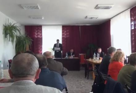 29.XII.2015 – Sesja Rady Gminy w Abramowie