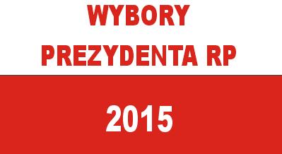 Abramów – Wybory Prezydenta 2015 – A. Duda – 85,02% – B. Komorowski – 14,98%