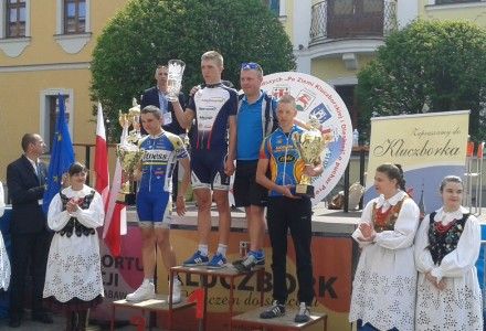 Duży sukses  naszych kolarzy. Filip Maciejuk zwycięża w prestiżowym wyścigu.