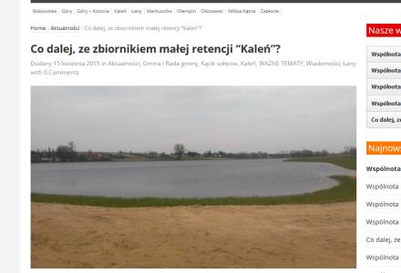 Markuszów 24.pl – ruszył kolejny lokalny portal informacyjny.