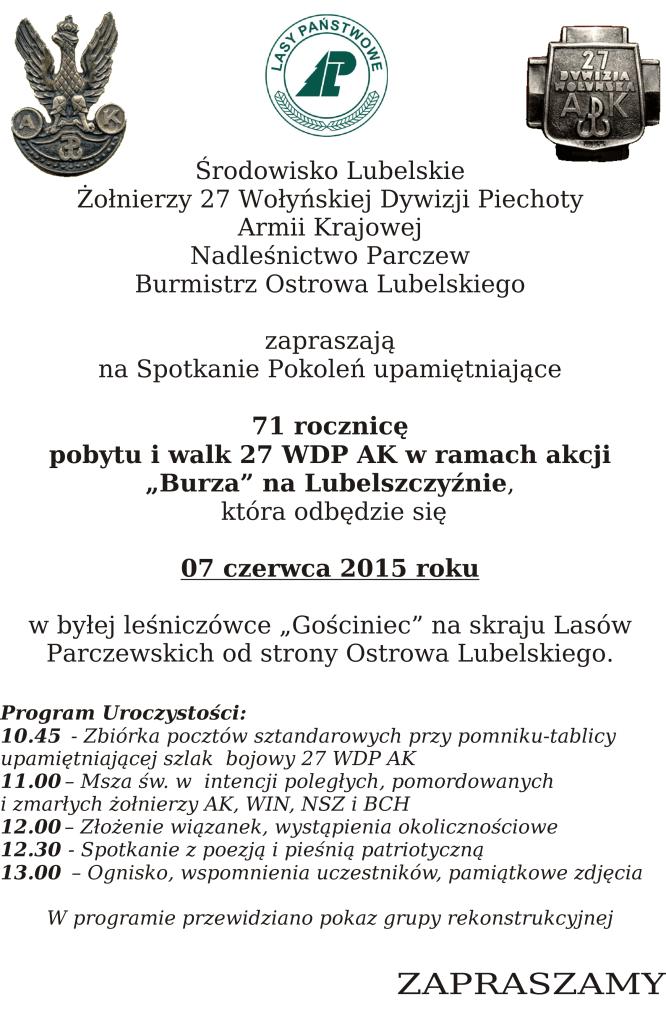 PLAKAT 27 WDP - 2015
