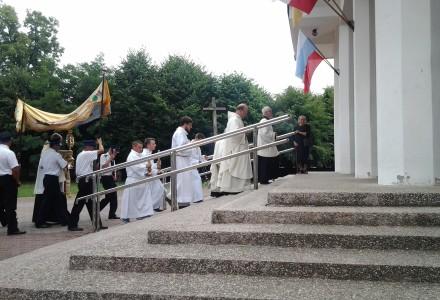 Odpust parafialny w Abramowie -Niedziela 16 lipca 2017