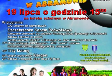 19 07 2015 Abramów – Festyn Rodzinny