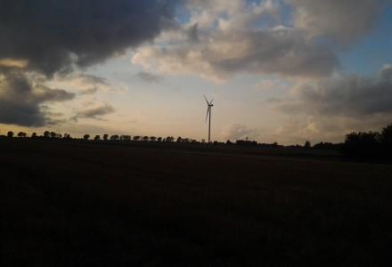 Budowa trwa. Druga turbina w Sosnówce – wyższa od pierwszej?