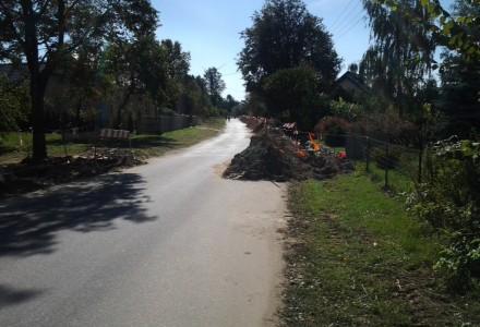Z sesji powiatu – o problemach z dojazdem do gminy Abramów