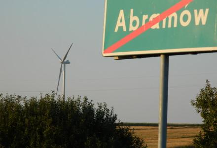 Obwieszczenie o przystąpieniu do sporządzenia zmiany miejscowego planu zagospodarowania przestrzennego Gminy Abramów