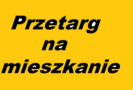 W październiku 2015 przetarg na mieszkanie w Wielkolesie. Cena wywoławcza wynosi 95 tysięcy zł.