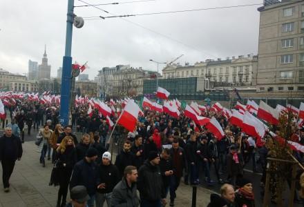 11 Listopada – Święto Niepodległości w Abramowie i …w Warszawie