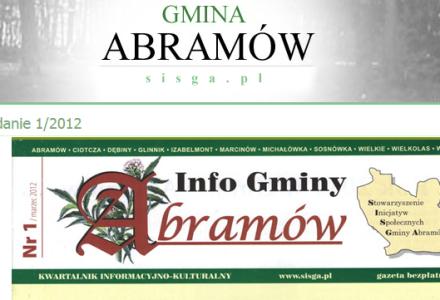 Otrzymaliśmy – Info Gminy Abramów – Stanowisko stowarzyszenia w sprawie listu wójta.