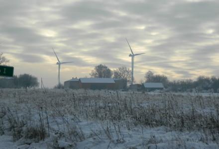 Bankrutuje farma wiatrowa w Polsce.