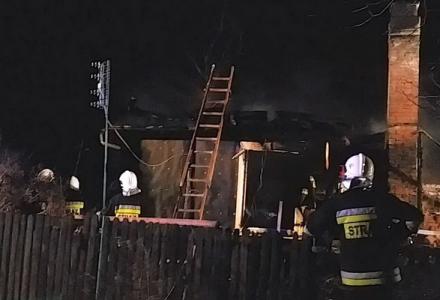 10 stycznia 2015 – kolejny pożar w gminie Garbów. W Gutanowie spłonął człowiek. Krótka relacja uczestnika akcji z OSP Gutanów