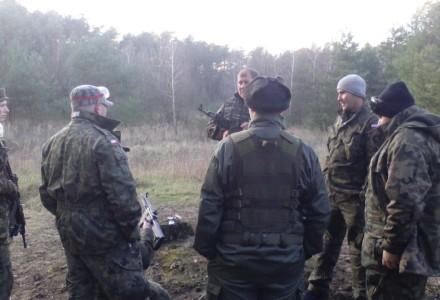 Abramów –  Polowa Drużyna Sokoła już działa!