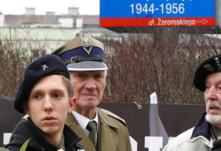 Ryszard Kozak – Piotrków Trybunalski – Fotorelacja z obchodów Święta Żołnierzy Wyklętych